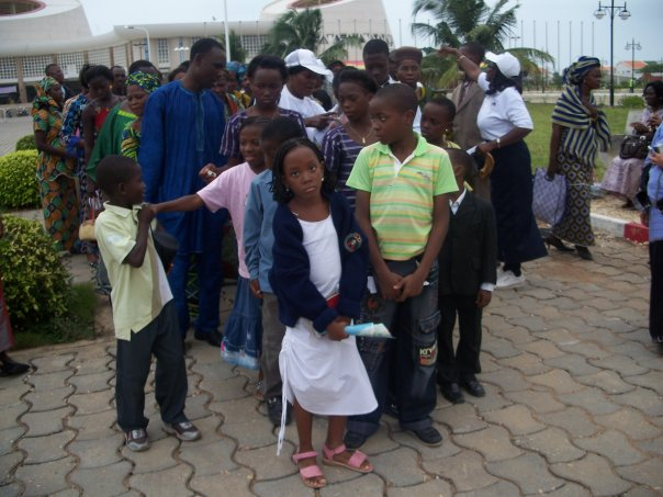 The Children of Benin Jubilee Celebration