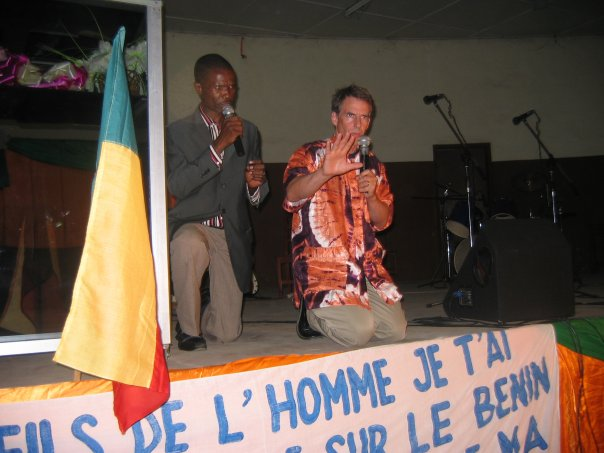 Dr. David Fisher - Benin Africa Jubilee