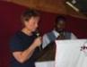 Dr. Burthwick & Pastor Kimemia